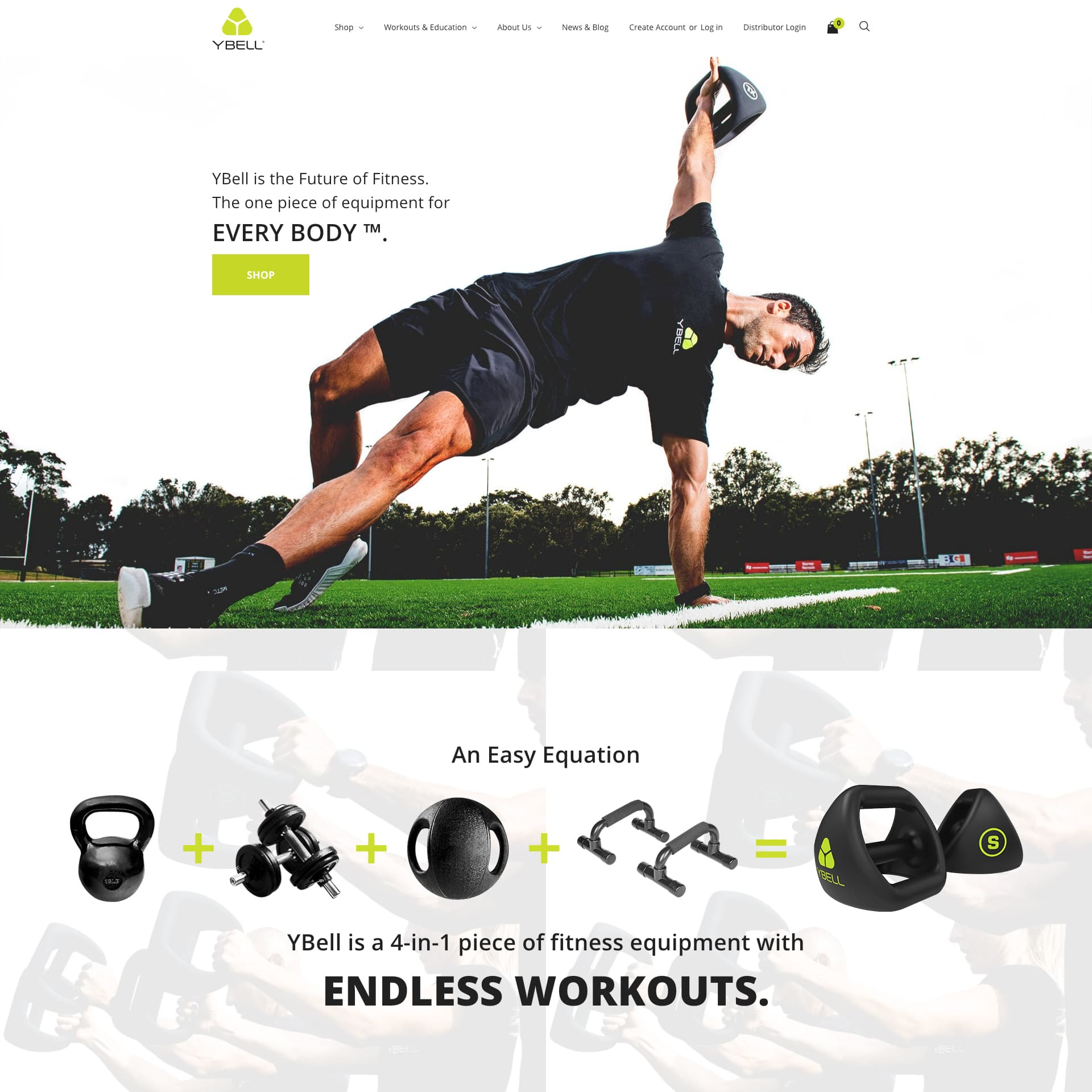 Ybell Fitness